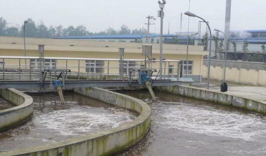 Industrielle Abwasserreinigung